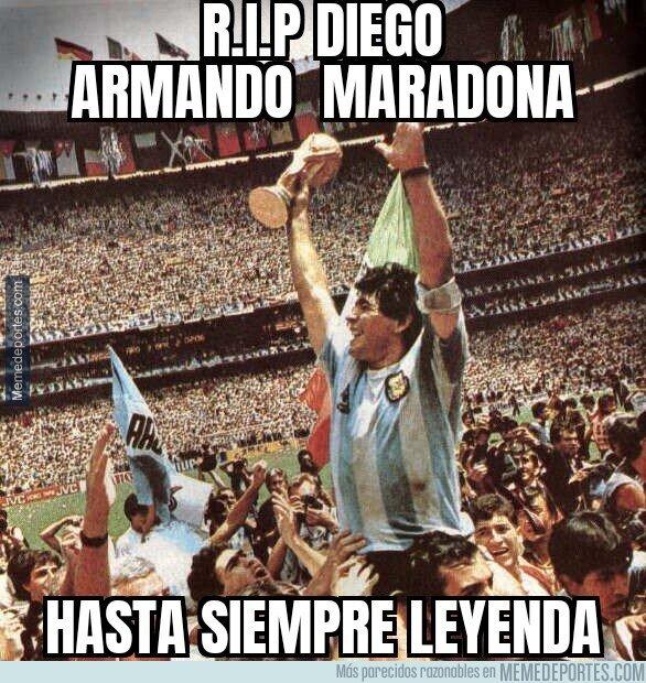 1121119 - Hasta siempre Maradona