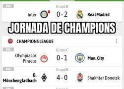 Enlace a La Champions más roja que nunca