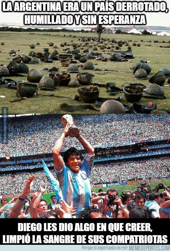 1121199 - Por eso Diego será el más grande de la historia