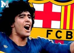 Enlace a La extraordinaria carrera de Diego Maradona resumida en imágenes