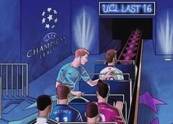 Enlace a Los equipos que ya se han clasificado para octavos de la Champions, por @brfootball