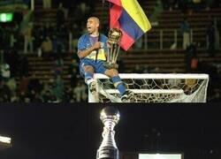 Enlace a Efemérides de hace 20 años Boca Juniors ganaba el partido más importante de su historia