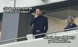 Enlace a Simeone no se ha visto en una igual