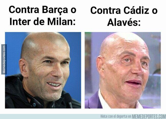 1121401 - El Madrid de Zidane tiene dos caras