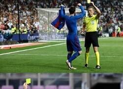 Enlace a Las amonestaciones más dignas que ha recibido Messi
