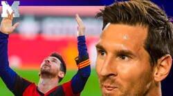 Enlace a El gol de Messi ante Osasuna también fue un homenaje a Maradona. Y con la misma camiseta con la que Diego hizo esto ante Emelec en 1993