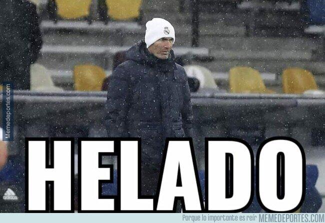 1121607 - Zidane, ¿Cómo te has quedao?
