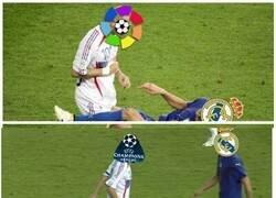 Enlace a Madrid después del Shaktar