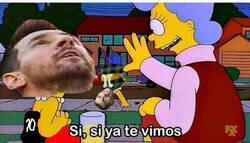 Enlace a El homenaje de Tévez pasa desapercibido comparado con el de Messi