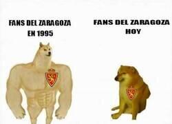 Enlace a El Zaragoza no atraviesa su mejor época