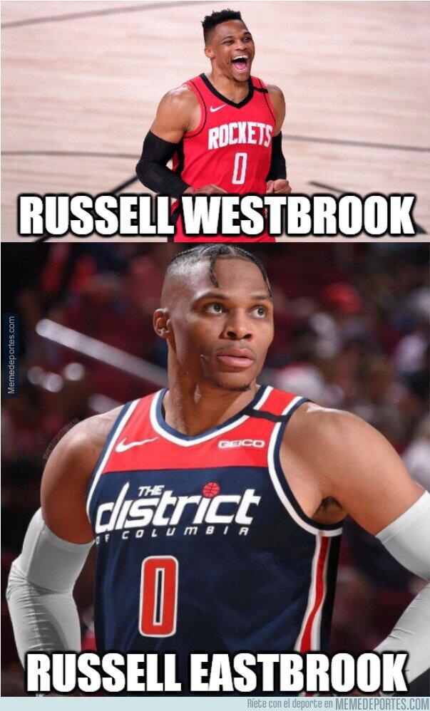 1121772 - Westbrook se va a la conferencia Este