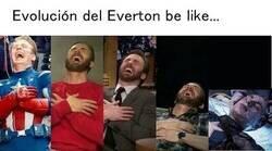 Enlace a Que impotencia ver al Everton