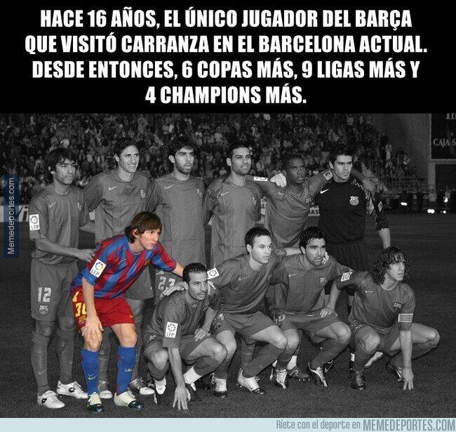 1121955 - Messi vuelve al Martínez Carranza 16 años despues.