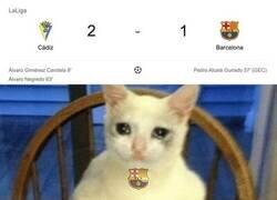 Enlace a Otro papelón del Barça