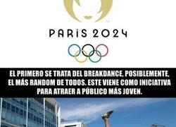 Enlace a El comité olímpico aprueba el estreno de 4 nuevas disciplinas para los próximos juegos olímpicos