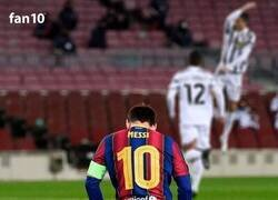 Enlace a Messi se rinde finalmente ante el mejor jugador de la historia