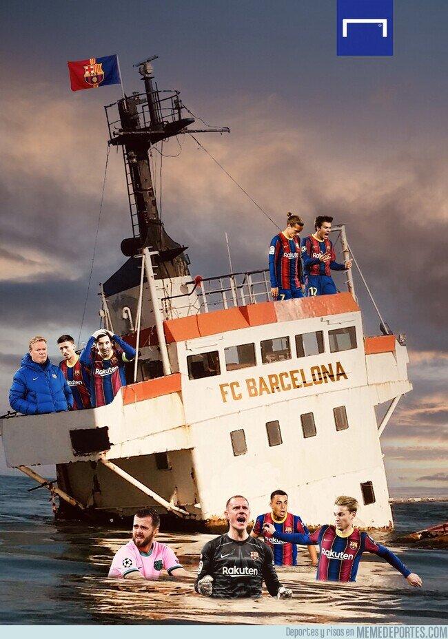 1122406 - Lo del Titanic, una broma