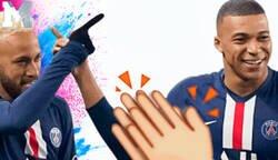 Enlace a El gran gesto de compañerismo de Neymar con Mbappé que ya hizo en el pasado con Messi