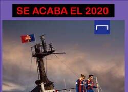 Enlace a Recapitulando el 2020, en Can Barça