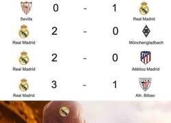 Enlace a Va regresando la alegría al Bernabéu