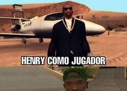 Enlace a Henry cae en la concachampions contra un equipo de Honduras
