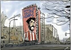 Enlace a Un nuevo cartel aparece en Madrid