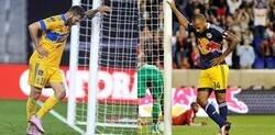 Enlace a Gignac homenajeó a Henry con su celebración tras su gol en semis de Concacaf