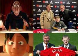 Enlace a Ver como el hijo de Rooney ficha por el United y sentirte viejo