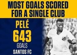 Enlace a Otro nuevo récord para Messi