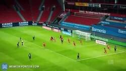 Enlace a Golazo de Patrick Schick al Bayern Munchen