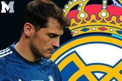 Enlace a Comunicado oficial: vuelta de Iker Casillas *Adivina la red tóxica