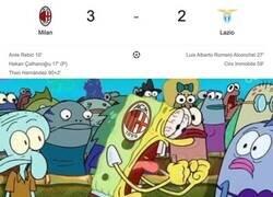 Enlace a Y sigue la racha del Milán
