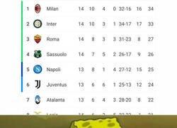 Enlace a El Milan lidera la Serie A como en tiempos pasados