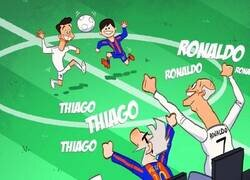 Enlace a ¿Conseguirán ser futbolistas los hijos de Cristiano y Messi?