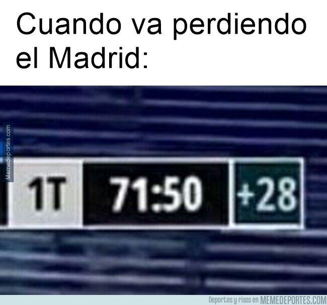 1124001 - Hasta que marque el Madrid