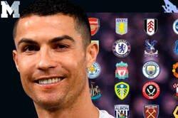 Enlace a Cristiano Ronaldo tiene más seguidores en instagram que todos los equipos de la premier juntos