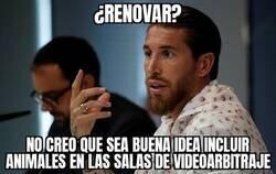Enlace a Ramos no acaba de renovar