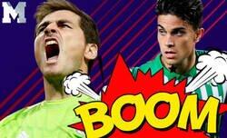 Enlace a El zasca de Casillas a Bartra en Instagram sin venir mucho a cuento