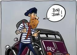 Enlace a ¿Ramos, rumbo a París?