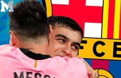 Enlace a Los 10 mejores colegas que ha tenido Messi dentro del campo de juego a lo largo de su carrera
