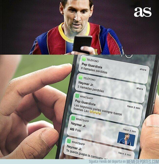1124799 - El teléfono de Messi