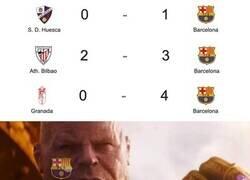 Enlace a Buen inicio de año para el Barça