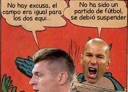 Enlace a Zidane y Kroos se contradicen