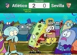 Enlace a El Atlético sigue imparable en Liga
