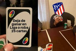 Enlace a El Atlético no da tregua