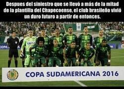 Enlace a Chapecoense regresa a la primera división