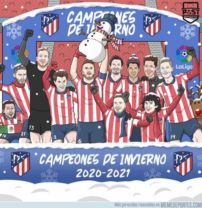 1125426 - El Atleti se proclama campeón de invierno, por @postutd
