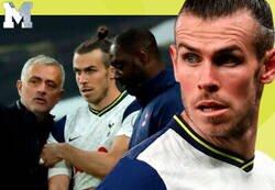 Enlace a Atención a la amenaza de Mou a Bale