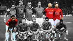 Enlace a Solo quedan 3 jugadores activos de aquel Manchester Campeón en 2008