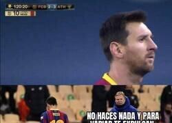 Enlace a Resumen del partido de Messi